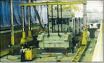 Machinery Ready for Maintenance